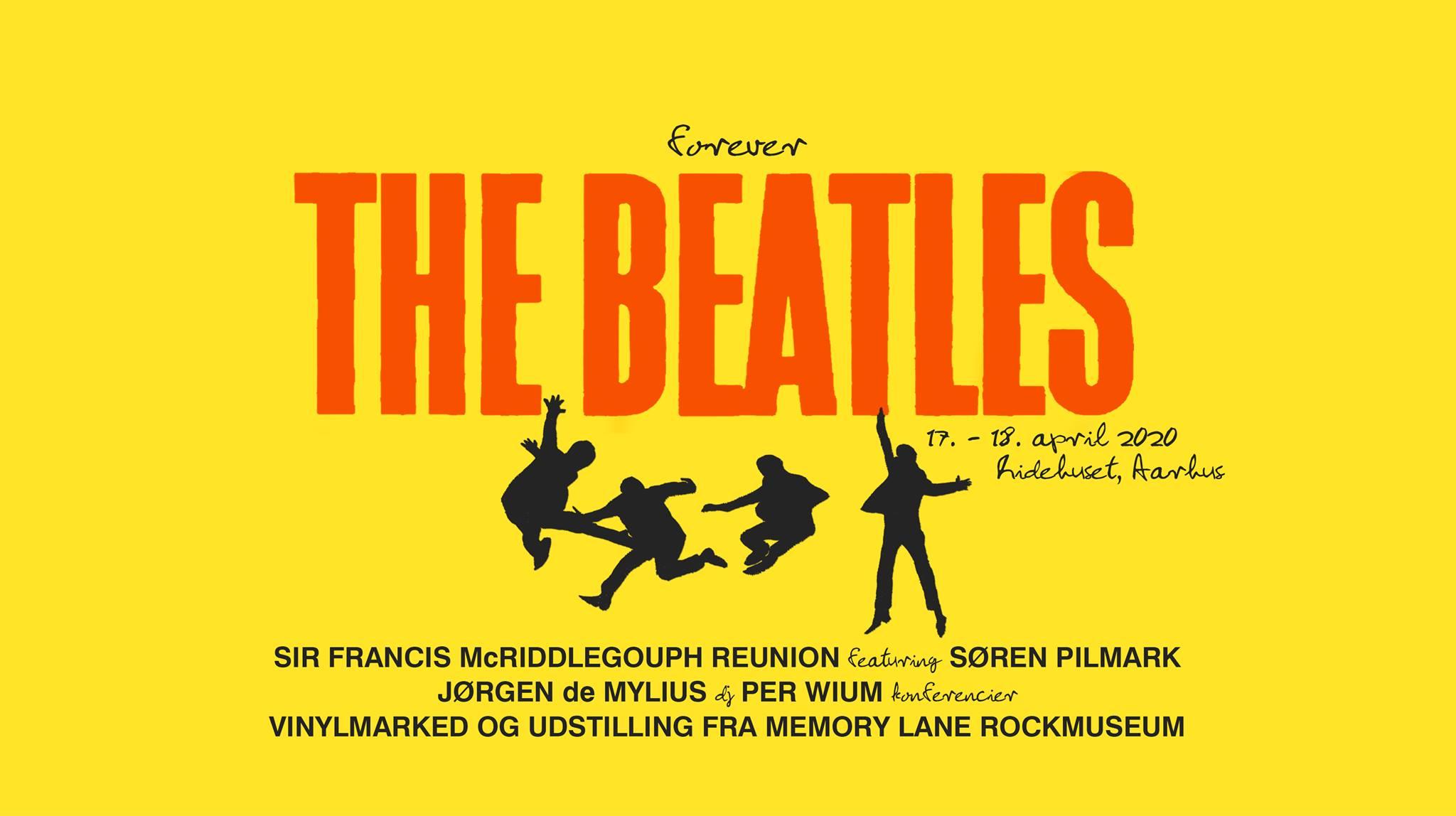 Forever the Beatles (AFLYST)