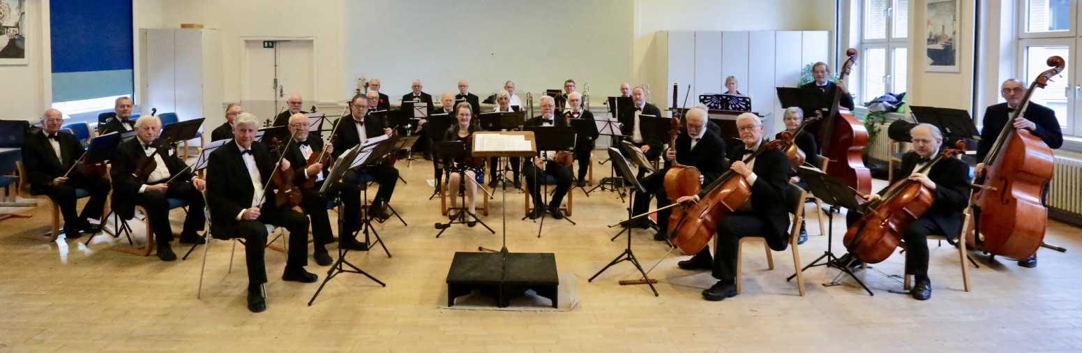 Aarhus Promenadeorkesters Nytårskoncert